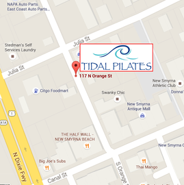 Tidal, Pilates, Studio, New, Smyrna, Beach, Classes, reformer, mat, total, barre, Group, private, Schedule, Edgewater, Oak, Hill, Deland, Daytona, Beach, Port, Orange, Rehabilitation, seniors, Prenatal